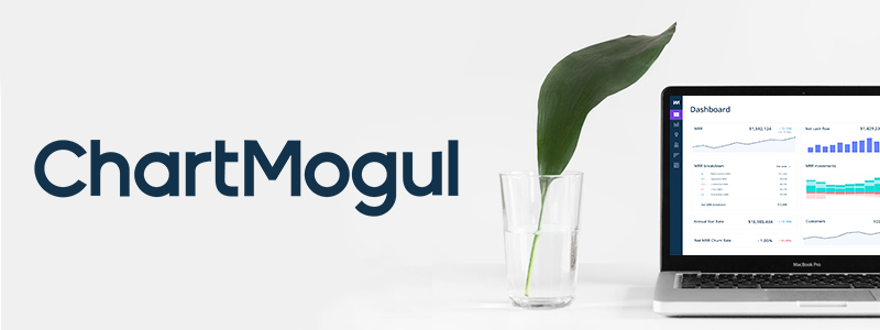 ChartMogul logo and image