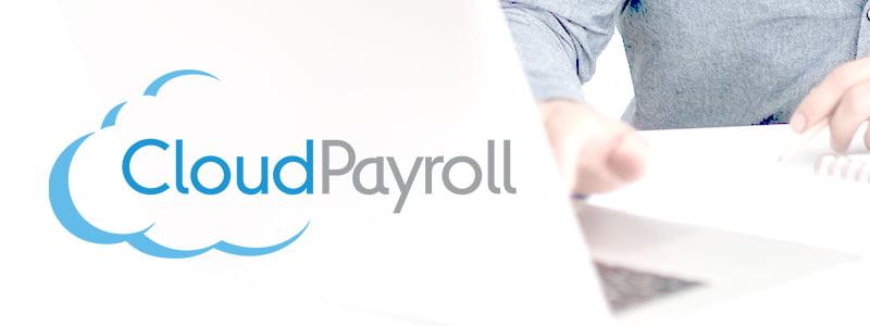 Cloud Payroll logo image