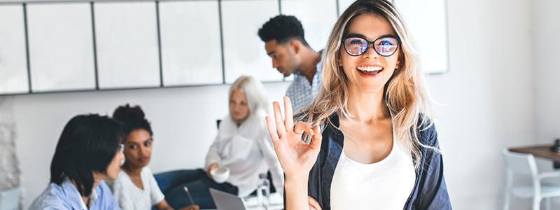 Engagemnet improves employee retention