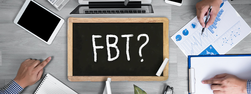 Fringe benefits tax or FBT