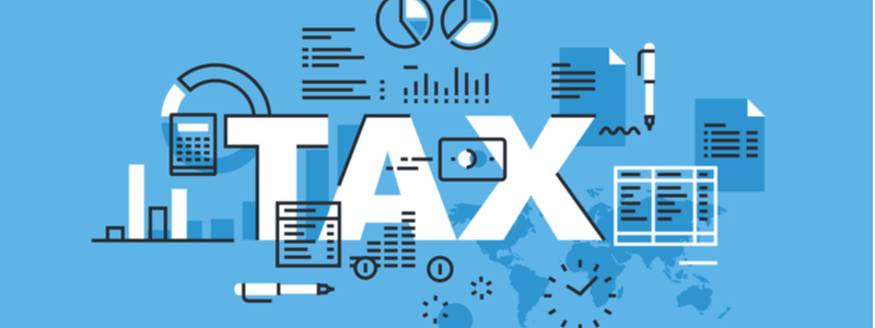company tax rate reduction